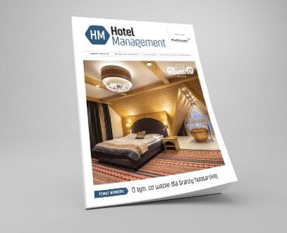 Nowy numer Hotel Management